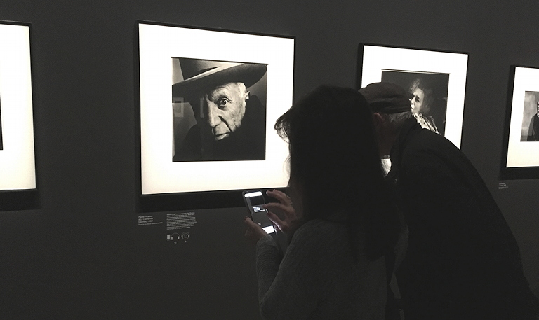 Irving Penn – Picasso