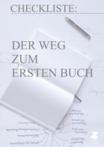Checkliste: Der Weg zum ersten Buch